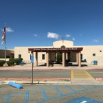 Trustees Visit Santo Nino Regional Catholic School